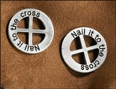 Nail it to the Cross Pocket Token
