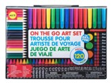 On The Go Art Set, 120 pieces