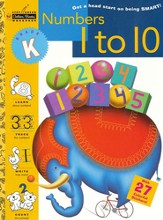 Numbers 1 to 10 (Kindergarten)
