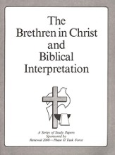 The Brethren in Christ and Biblical Interpretation
