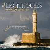 Lighthouses, 2015 Wall Calendar