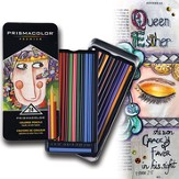 Prisma Primier Colored Pencils Tin (Set of 24 Colors)