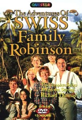 The Adventures of Swiss Family Robinson, 6-DVD Set