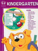 Kindergarten Activity Book & CD