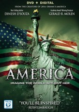 America: Imagine the World Without Her, DVD/Digital