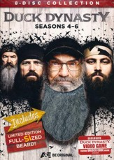 Duck Dynasty Gift Set, Seasons 4-6
