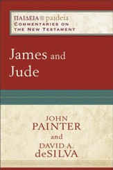 James and Jude: Paideia Commentaries on the New Testament - Slightly Imperfect