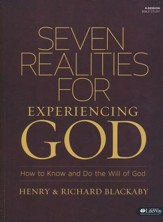 Seven Realities for Experiencing God