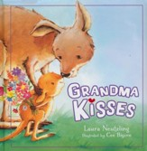 Grandma Kisses Boardbook