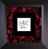 God Bless Home - Truth Squared Framed Art Series