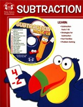 Subtraction Activity Book & CD