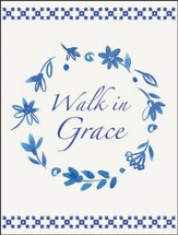 Walk in Grace Notes, Package of 10