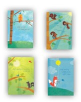 Forest Friends Cheer Cards, Box of 12