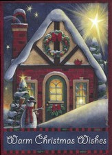 Christmas Wishes Deluxe Box Christmas Cards, Box of 20