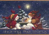 The Christmas Story Deluxe Box Christmas Cards, Box of 20
