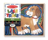 Pets Lace and Trace Panels