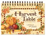 I Will Bless All Your Harvests Recipe Book