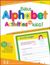 Bible Alphabet Activities