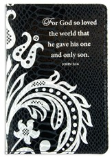 For God So Loved the World Pocket Journal