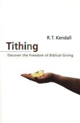 Tithing: A Call to Serious, Biblical Giving