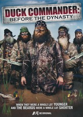 Duck Commander: Before the Dynasty DVD