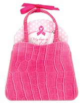 Pink Ribbon Purse