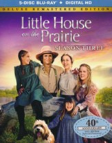 Little House on the Prairie: Season 3 - Deluxe Remastered Edition,  Blu-ray/Digital HD Ultraviolet