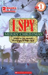 I Spy Merry Christmas (Level 1)