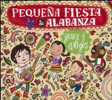 Pequeña Fiesta de Alabanza, CD Little Praise Party (Spanish)
