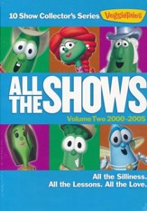 VeggieTales All the Shows, Volume 2: 2000-2005, DVD