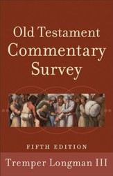 Old Testament Commentary Survey, Fifth Edition - Slightly Imperfect