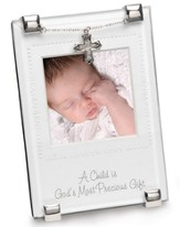 A Child is God's Most Precious Gift Photo Frame