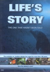 Life's Story: The One That Hasn't Been Told, DVD