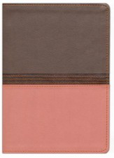 NASB MacArthur Study Bible, Soft Leather-look, Earth Brown/burnt Orange