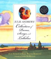Julie Andrews' Collection of Poems, Songs, and Lullabies, Audio CD included