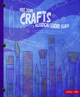 Crafts Rotation Leader Guide