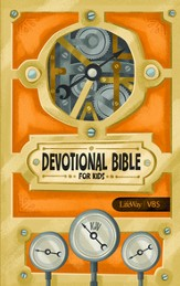Devotional Bible for Kids KJV