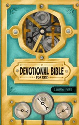 Devotional Bible for Kids HCSB