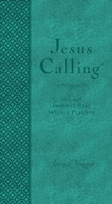 Jesus Calling 2015-2016 Weekly Pocket Planner
