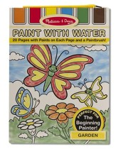 Garden, Paint with Water