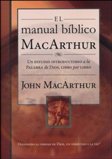 El Manual Bíblico MacArthur  (The MacArthur Bible Handbook)