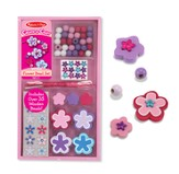 Flower Bead Set, Decorate Your Own