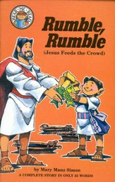 Rumble, Rumble (Jesus Feed the Crowd): A Hear Me Read Book