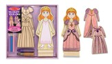Magnetic Princess Fashions, Decorate Your Own