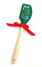 Joy to the World Spatula