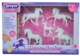 Horse Crazy Colorful Breeds Paint Kit, Stablemates Size