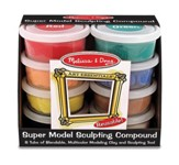 Super Model Sculpting Compound Clay