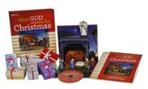 What God Wants for Christmas: An Interactive Nativity for Children