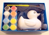 Decorate-Your- Own, Rubber Duck