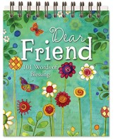 Dear Friend Easel Book
